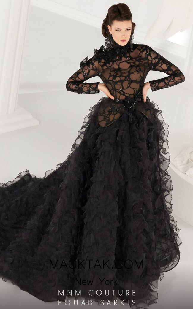 MNM Couture 2557 Front Dress