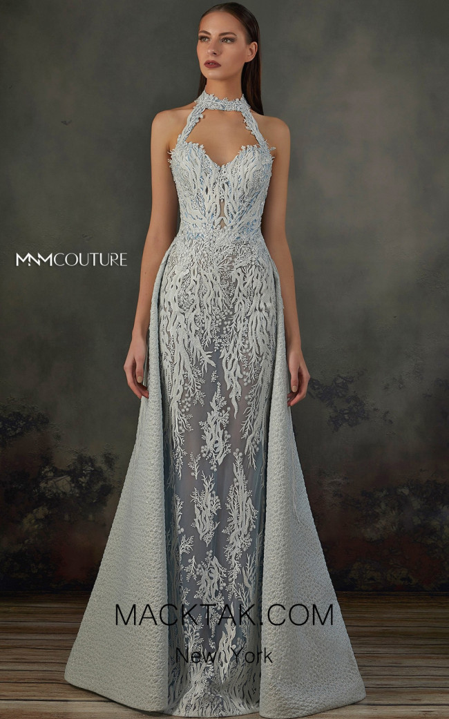 MNM Couture K3710 Front Dress