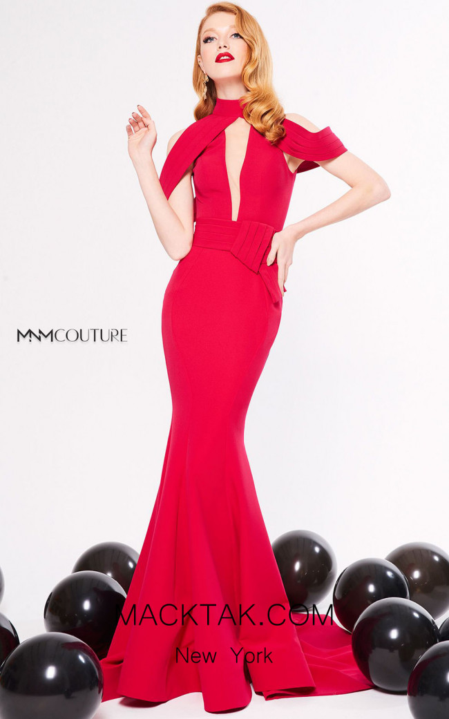 MNM Couture N0311 Front Dress