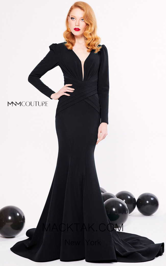 MNM Couture N0318 Front Dress