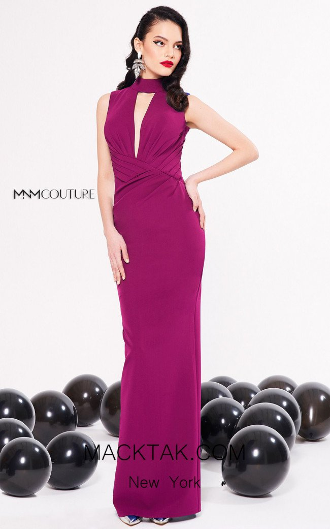 MNM Couture N0320 Front Dress