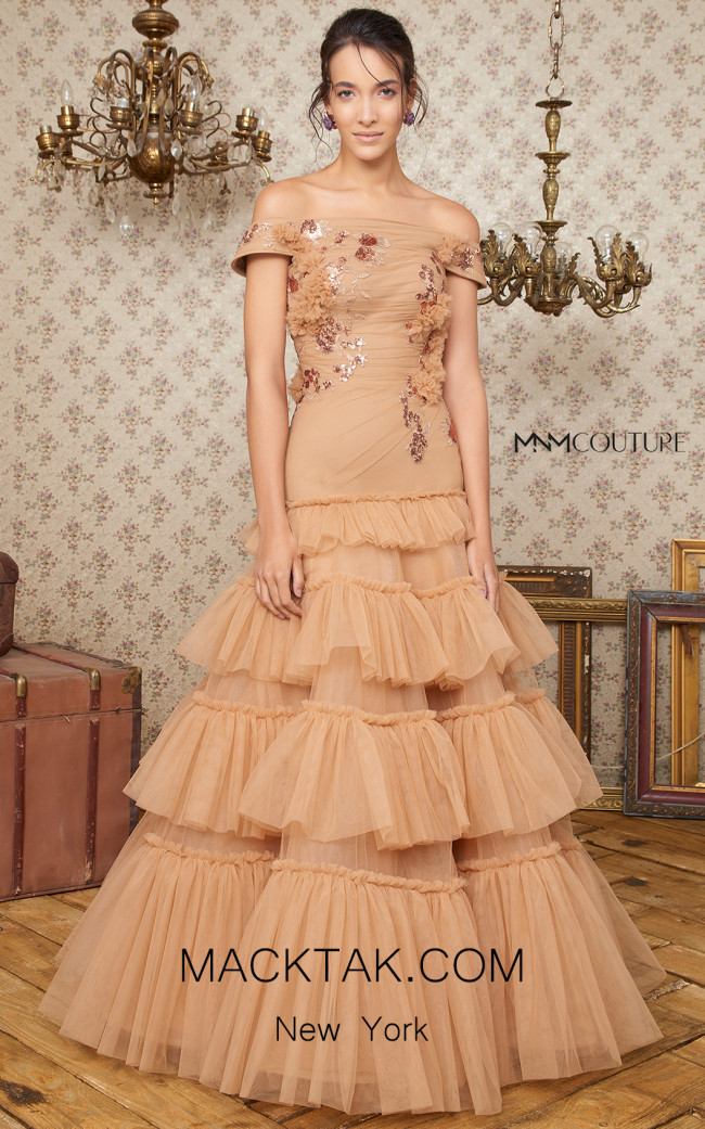 MNM Couture N0338 Front Dress