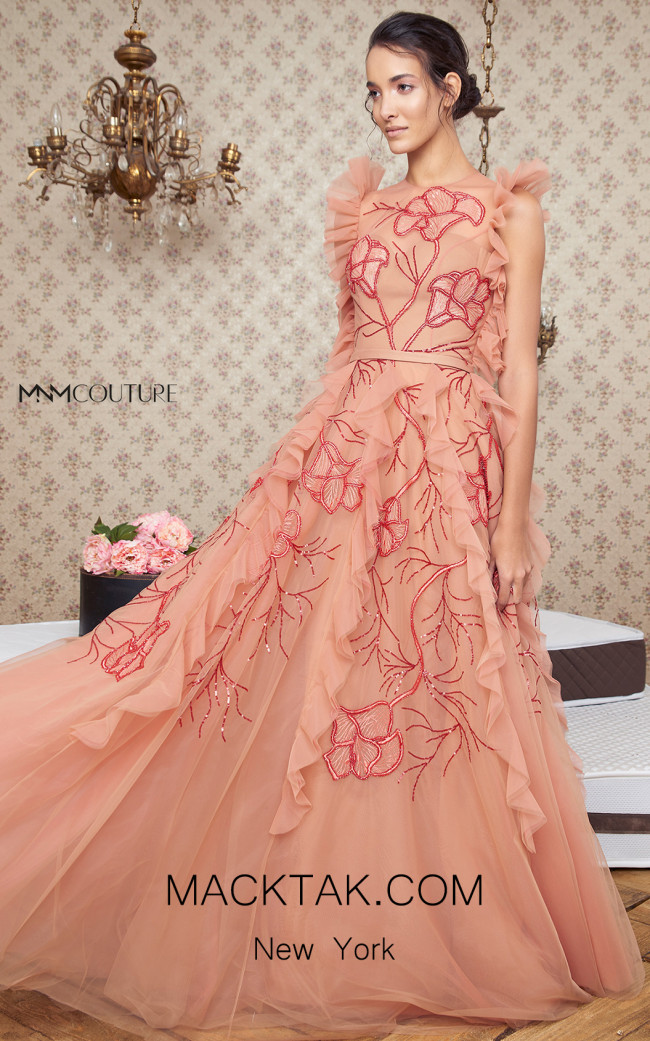 MNM Couture N0339 Front Dress