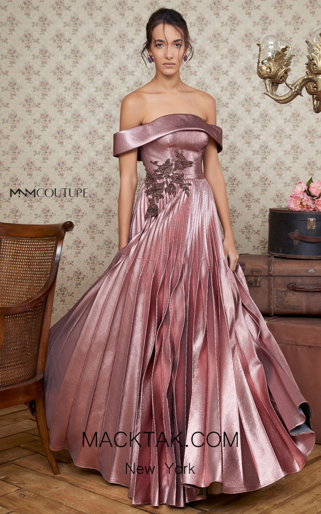 MNM Couture N0351 Front Dress
