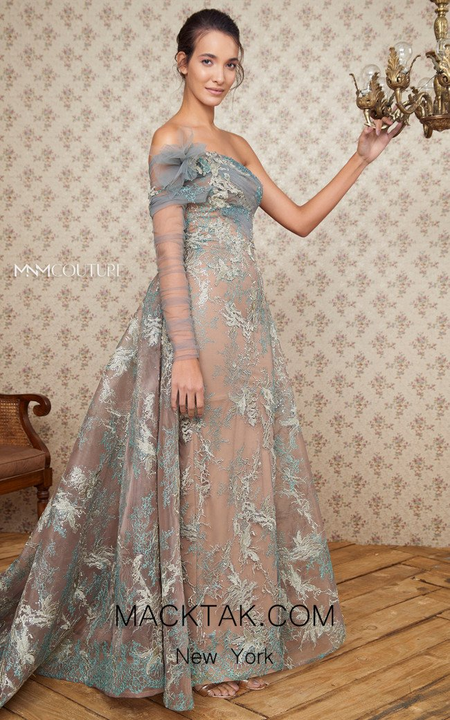 MNM Couture N0358 Side2 Dress