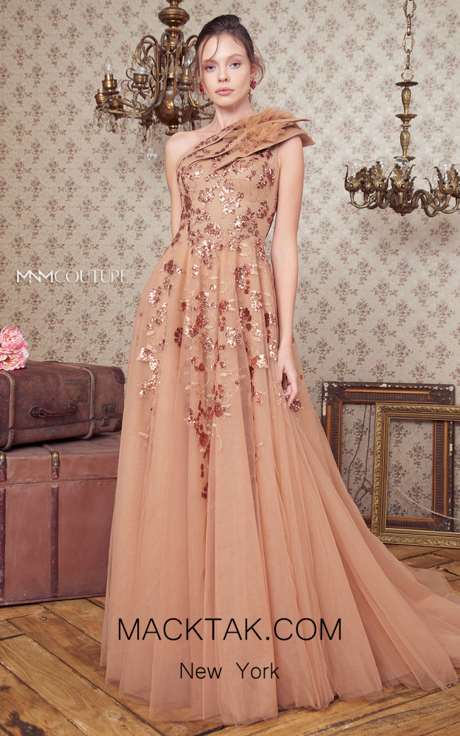 MNM Couture N0359 Front2 Dress