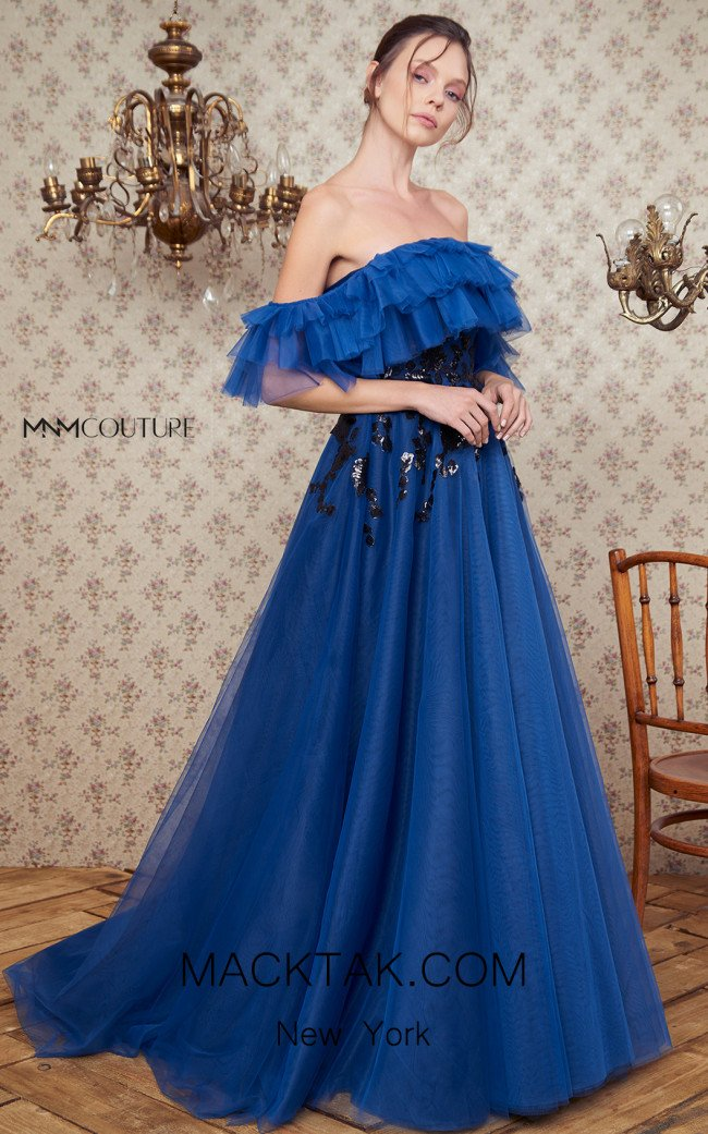 MNM Couture N0360 Side Dress