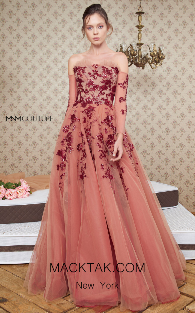 MNM Couture N0364 Front Dress