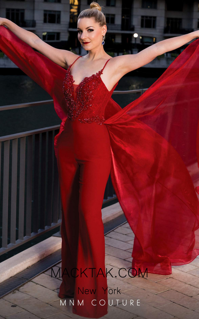 MNM Couture P4303 Side Dress