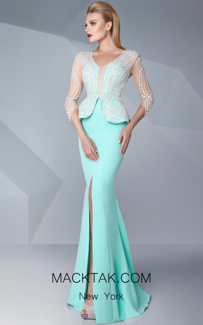 MNM G0573 Front2 Dress