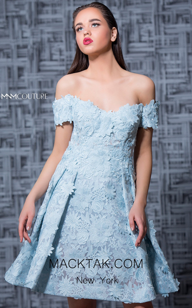 MNM K3515 Front Dress