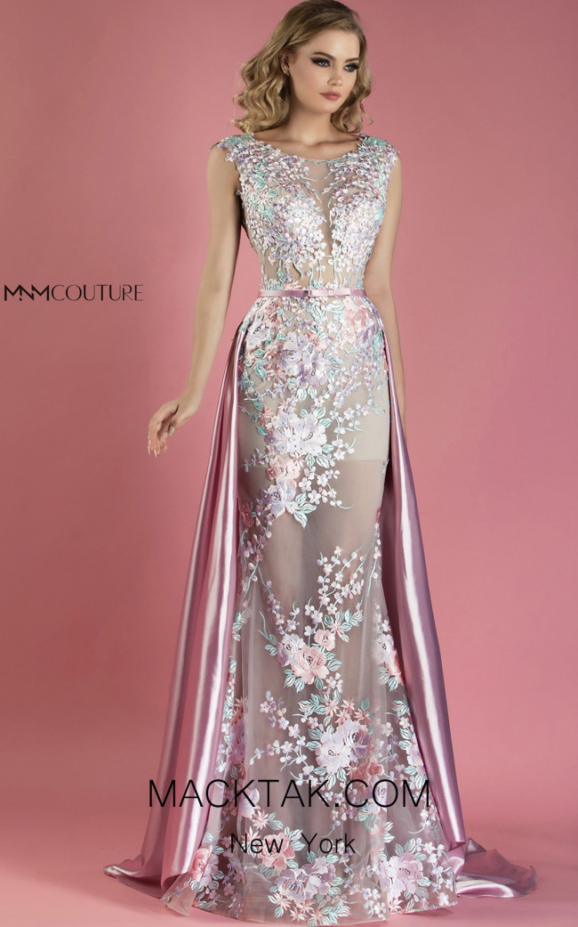 MNM K3557 Front Dress