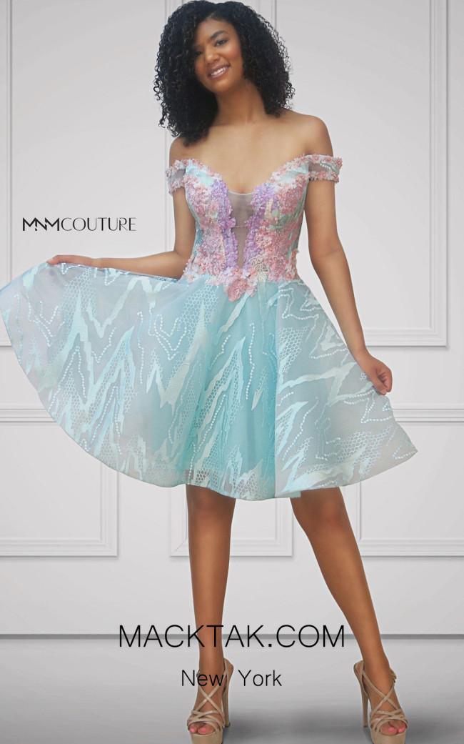 MNM K3672 Front Dress