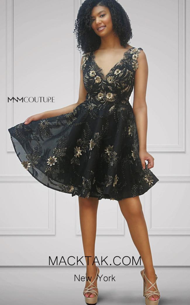 MNM K3675 Front Dress