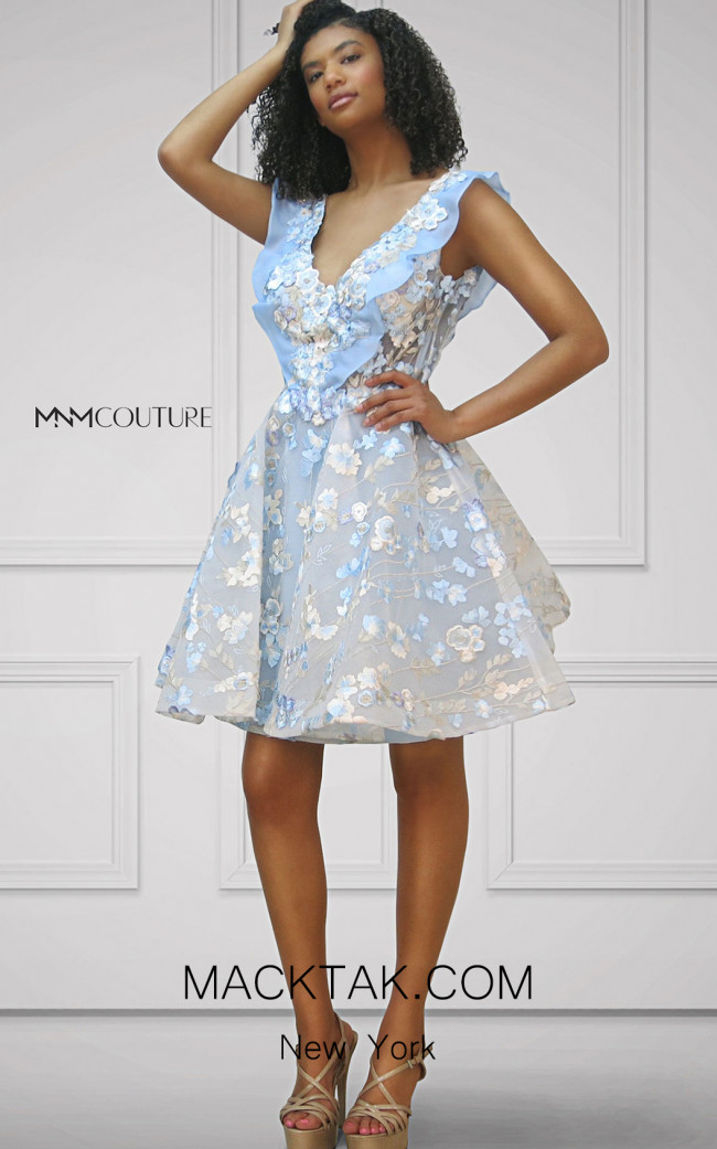 MNM K3677 Front Dress