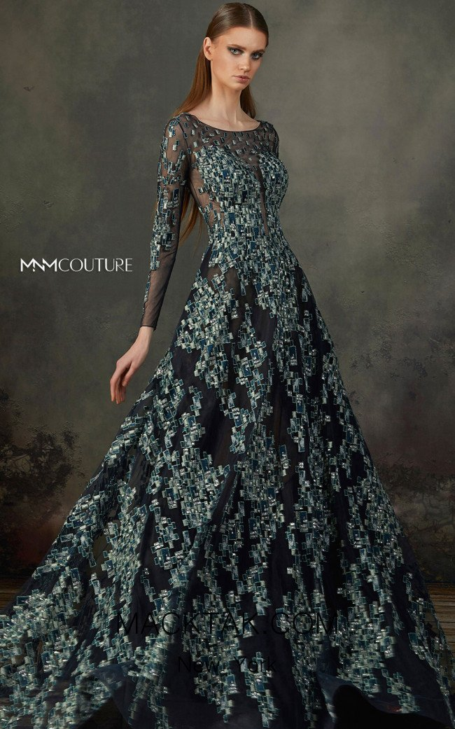 MNM K3686 Front Dress