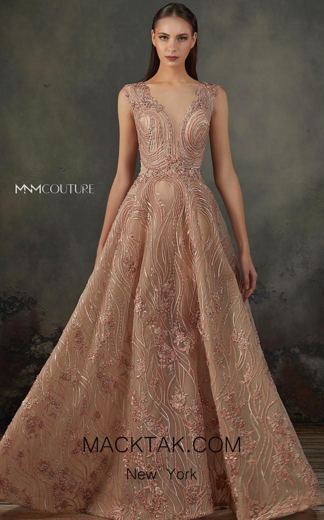 MNM K3698 Front Dress