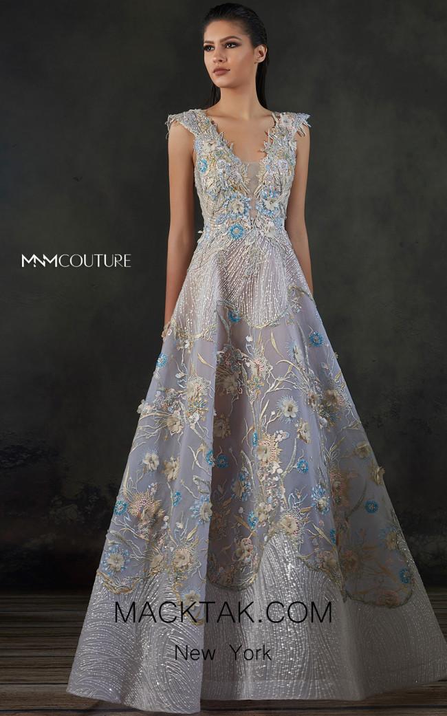 MNM K3724 Front Dress