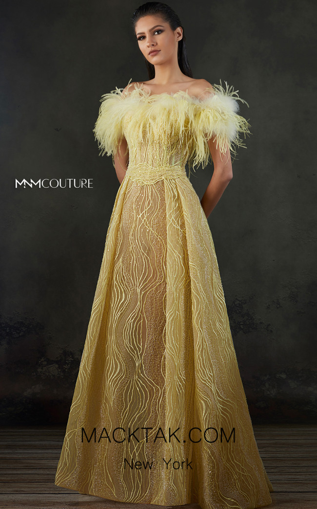 MNM K3728 Front Dress