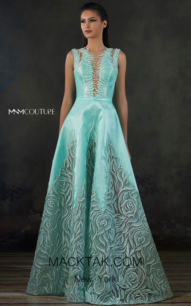 MNM K3729 Front Dress
