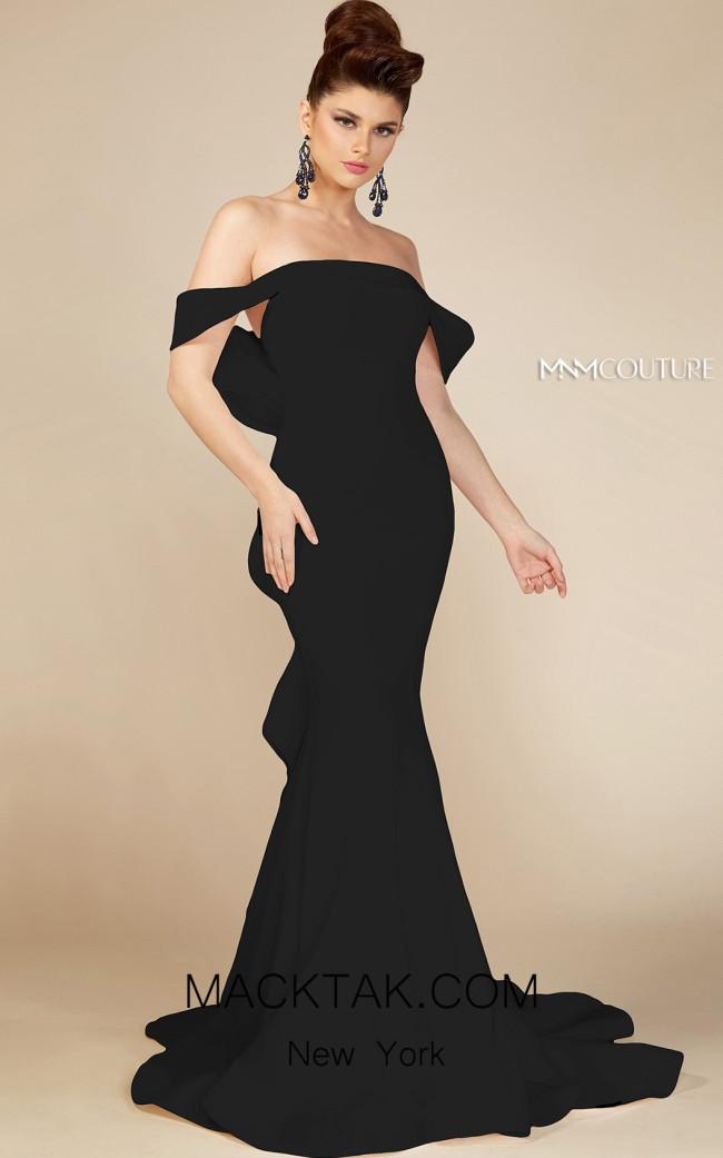 MNM N0145 Black Dress