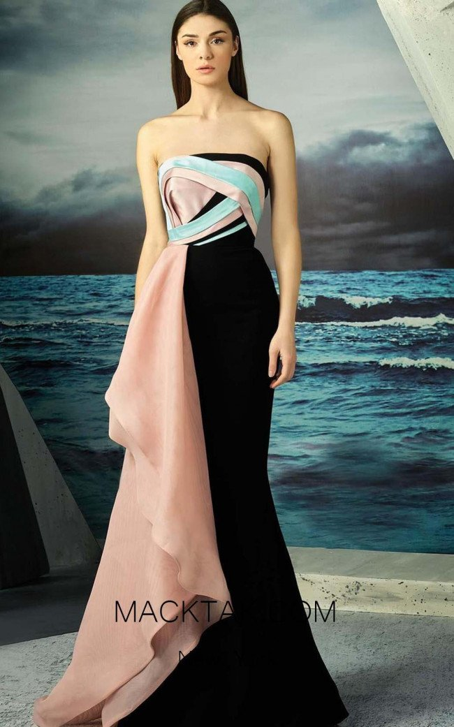 MNM Couture G0792 Front Dress