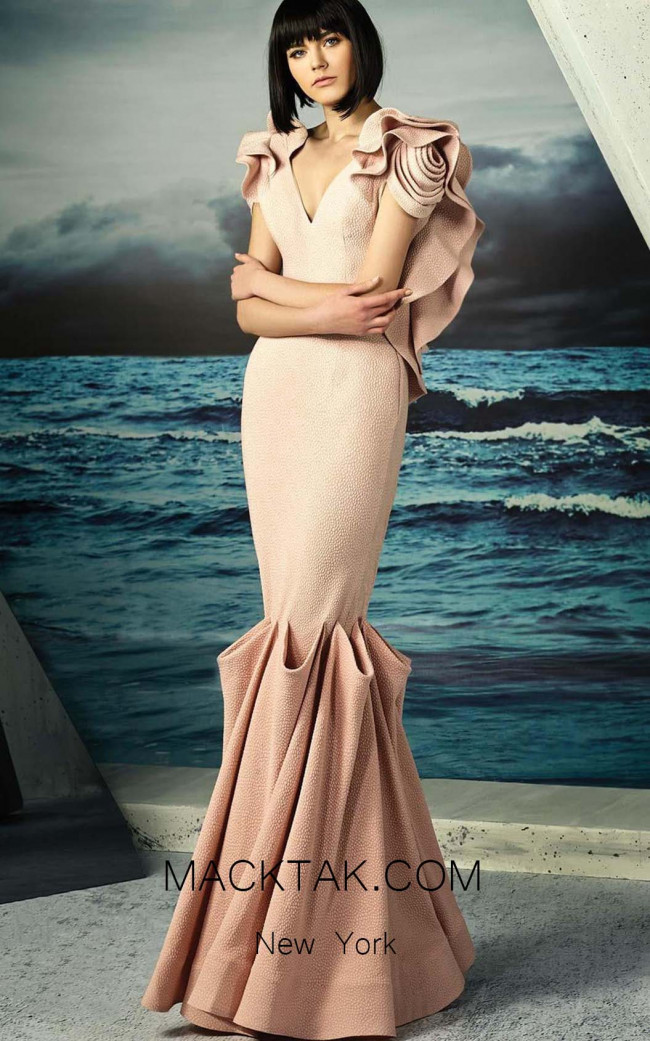 MNM Couture G0808 Front Dress