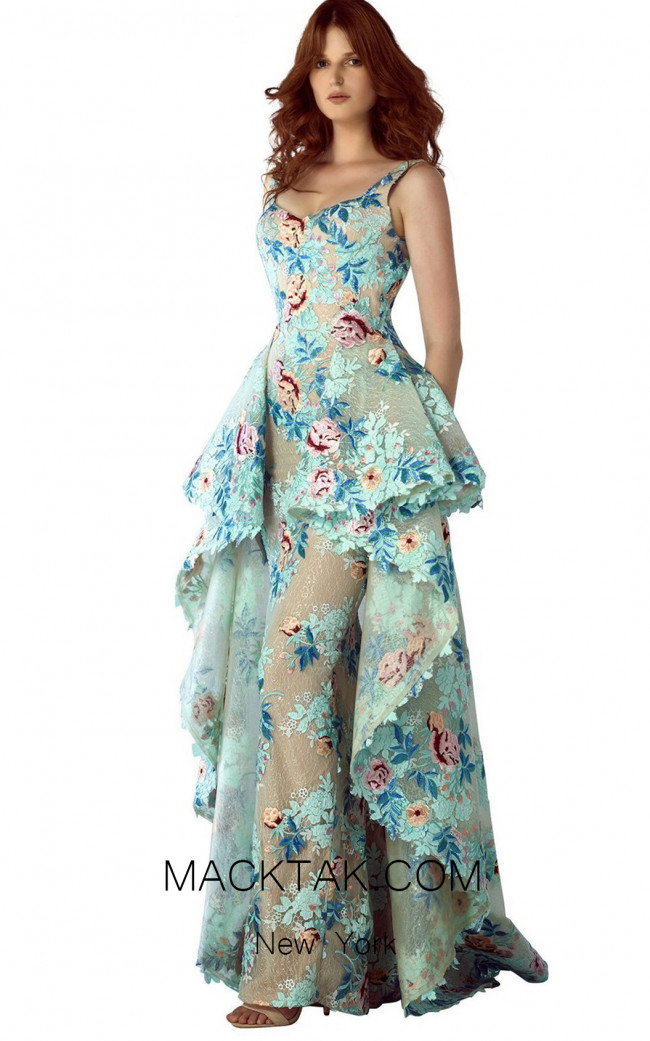 MNM Couture G0860 Front Dress
