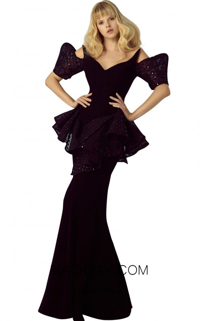 MNM Couture G0877 Front Dress