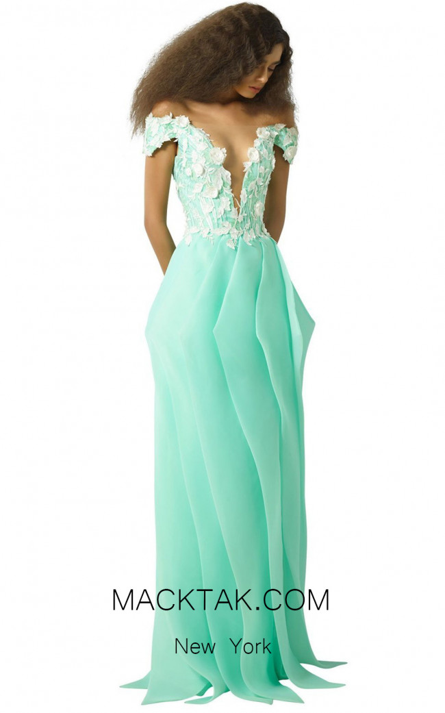 MNM Couture G0878 Front Dress