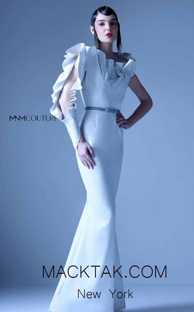 MNM G0934 Front Evening Dress