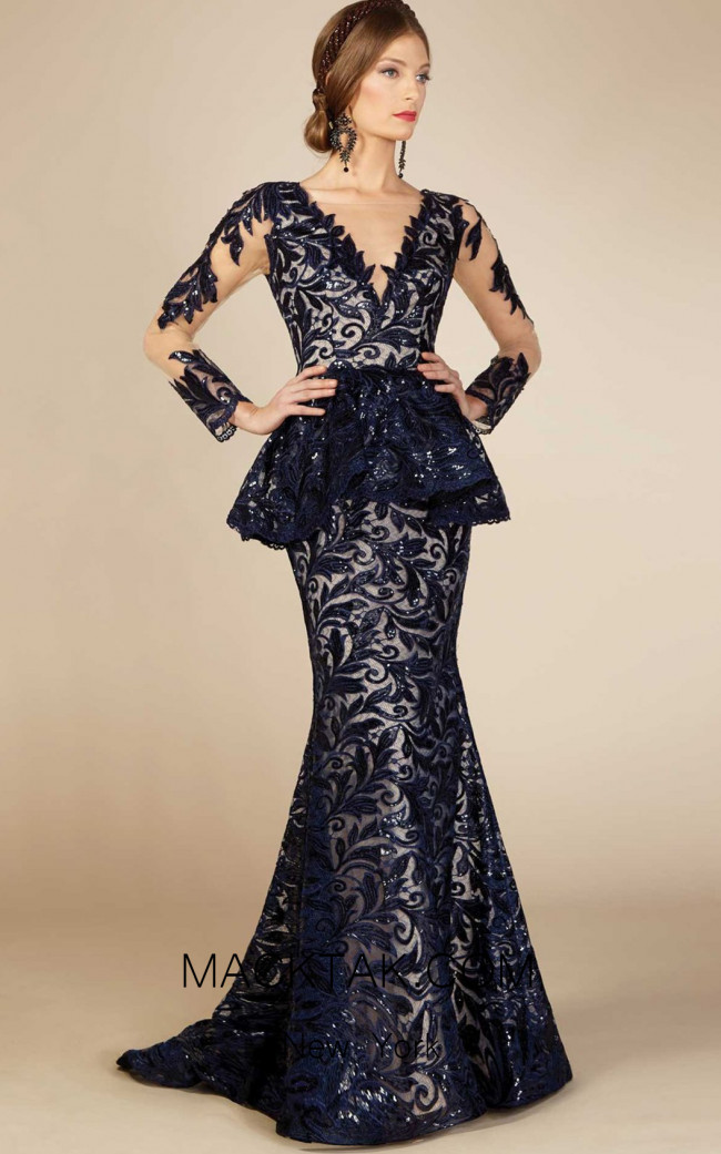 MNM Couture M0001 Front Dress