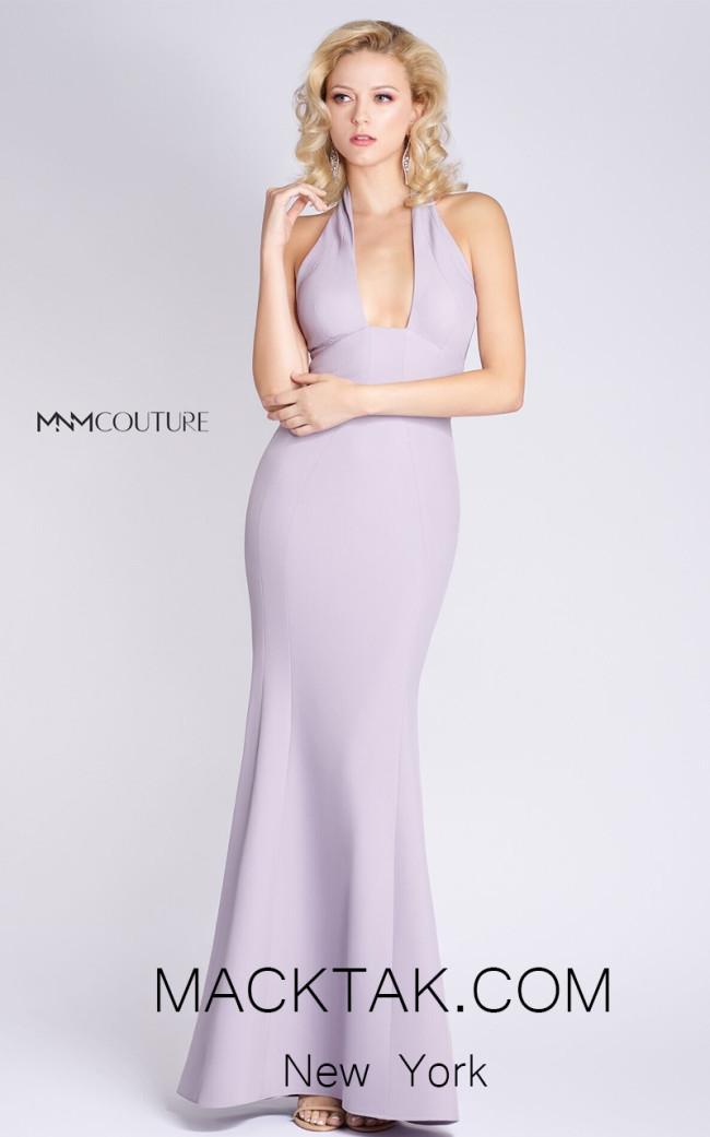 MNM M0004 Front Evening Dress