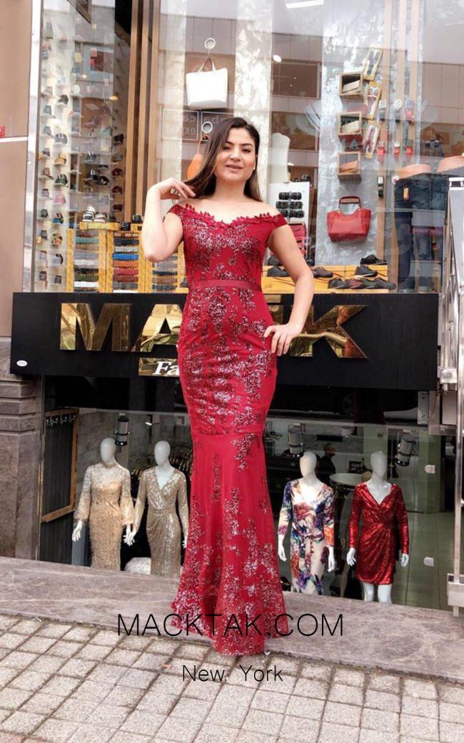 TK MT3981 Evening Dress