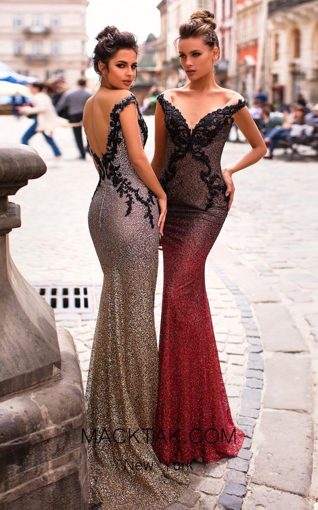 Pollardi Rey 5053 Front Dress