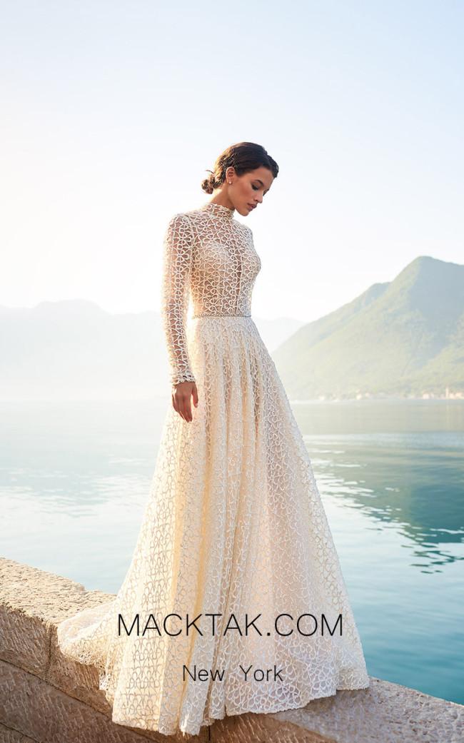 Pollardi Agnes Front Dress