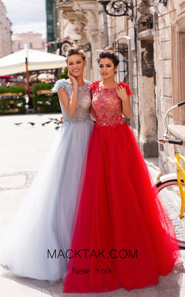 Pollardi Barbie 5056 Front Dress