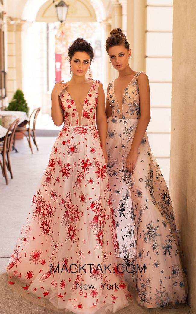 Pollardi Clemencia 5074 Front Dress