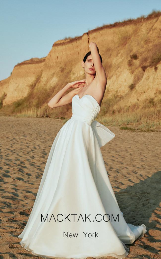 Pollardi Immensity Front Dress