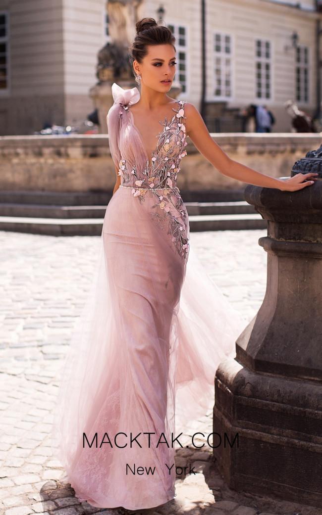 Pollardi Ruhi 5062 Wild Dove Front Dress