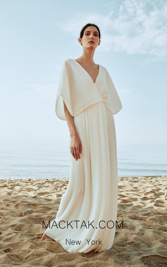 Pollardi Seashell Front Dress