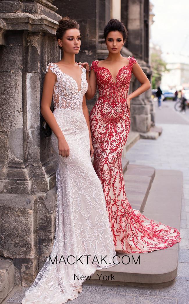 Pollardi Ulyssia 5073 Front Dress
