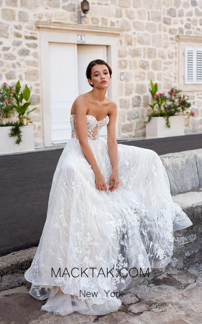 Pollardi Vanessa Front Dress