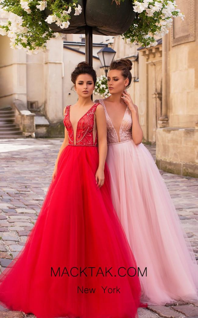 Pollardi Whitney 5057 Front Dress