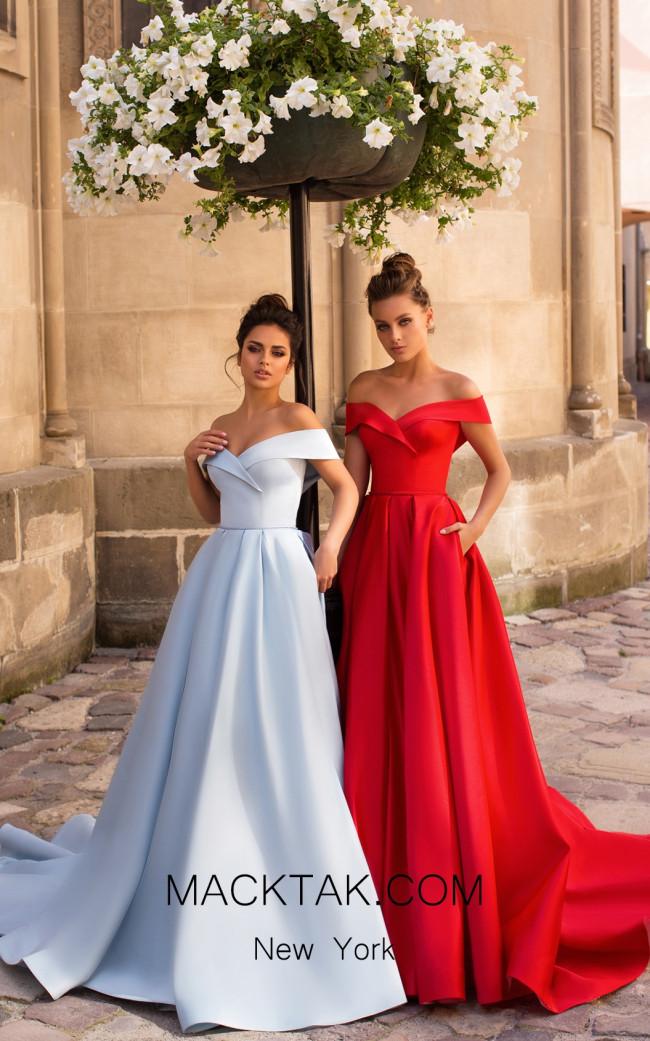 Pollardi Zuri 5070 Front Dress