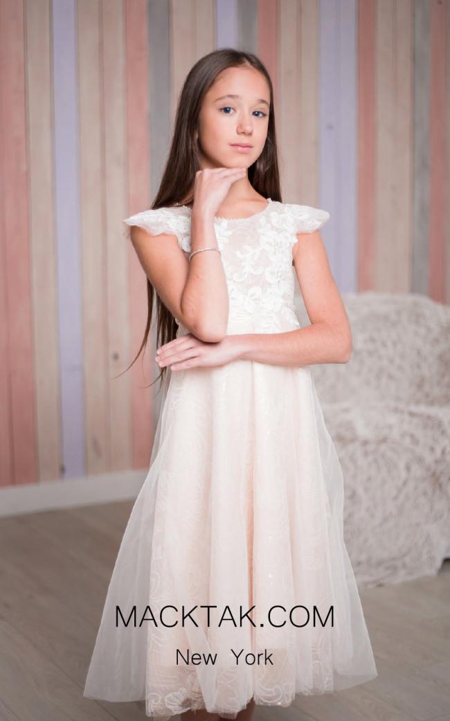 Pollardi 1018 Front Dress