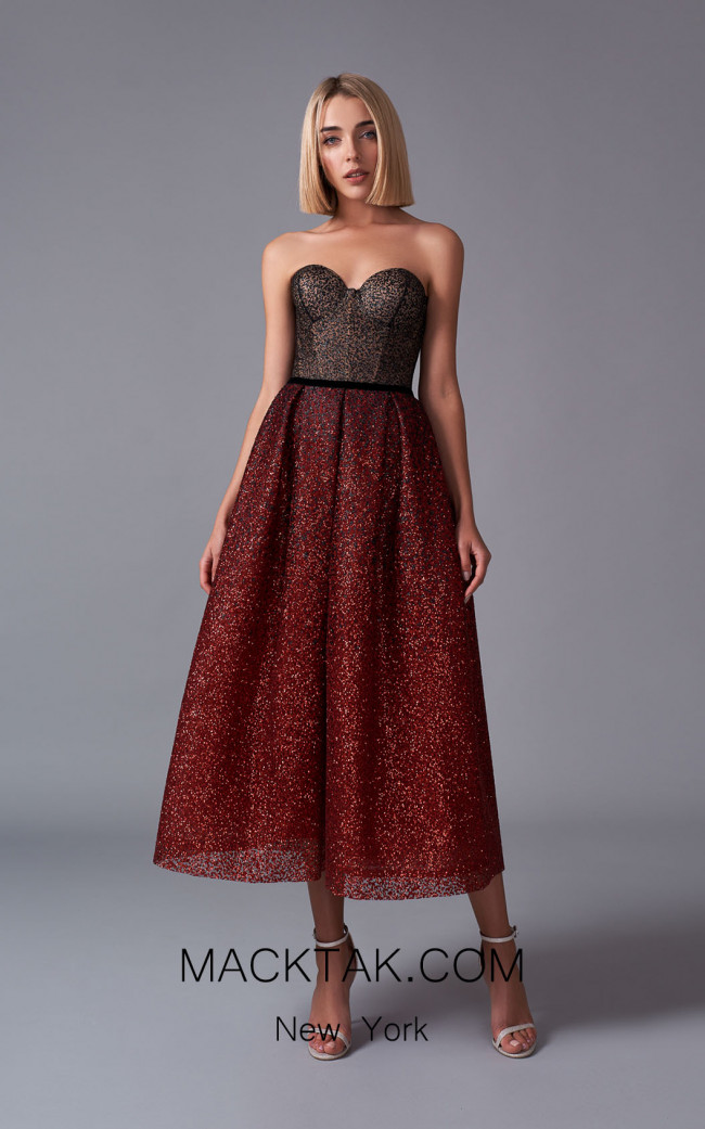 Pollardi 5106 Front Dress