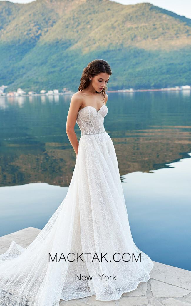 Pollardi Alana Front Dress