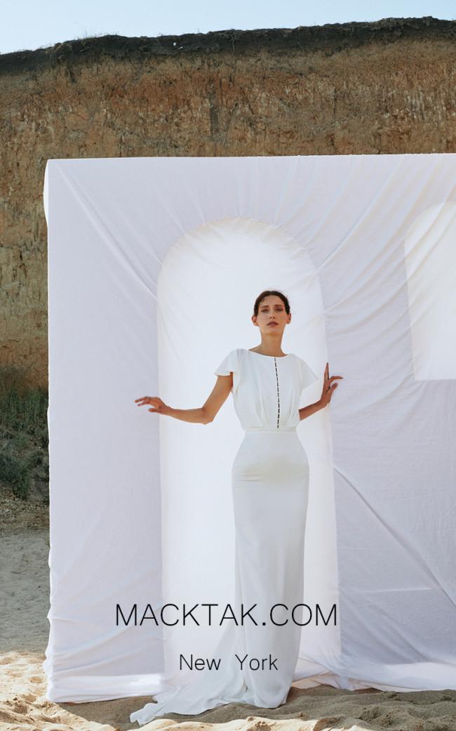 Pollardi Aurora Front Dress