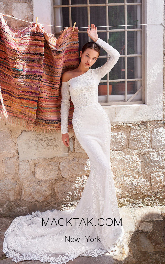 Pollardi Benedita Front Dress
